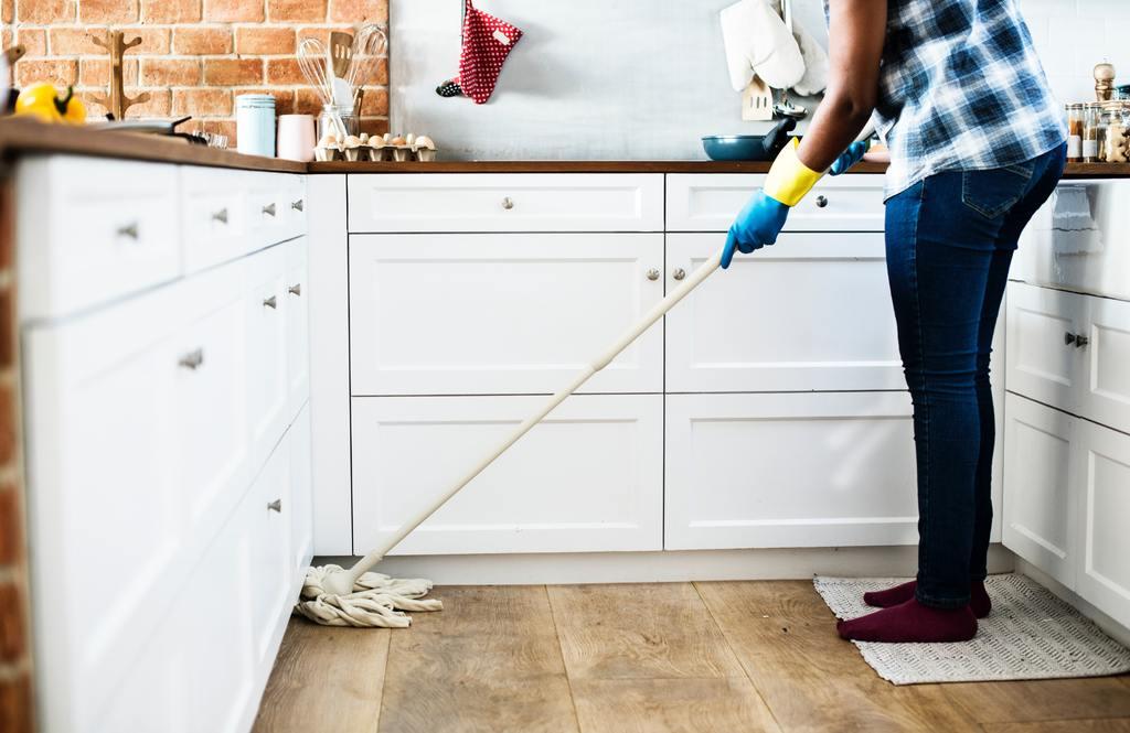 Gör en storstädning i hemmet
